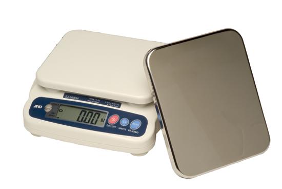 SJ Bench Scale